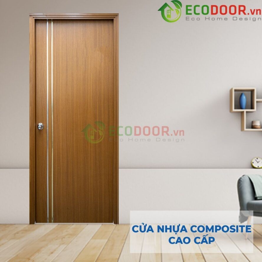 Cửa gỗ nhựa composite được nhiều chủ công trình và nhà thầu sử dụng